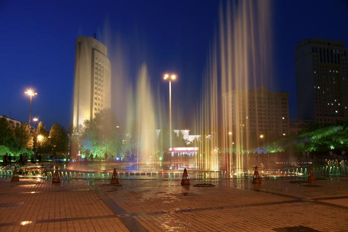 水景喷泉-音乐喷泉_喷泉公司_喷泉设计_音乐喷泉设计图片